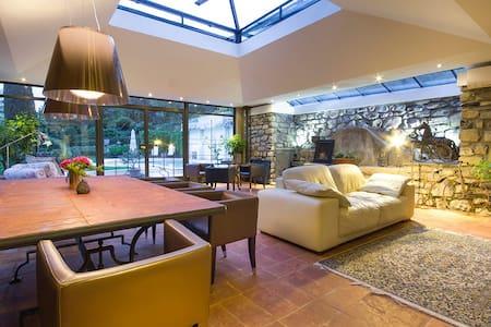 Beautiful Villa with 4 bedrooms great view - Pellio Intelvi - Talo