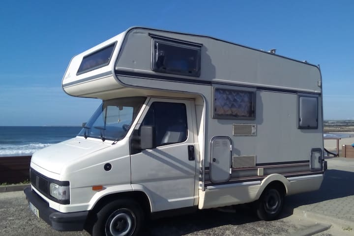 """""""OCaracol93"""" - MOTORHOME - rent and ride anywhere"""