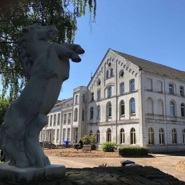 Unieke verblijf in een klooster te Valkenburg