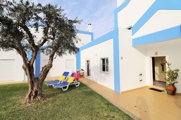 Symphony in Blue Villa