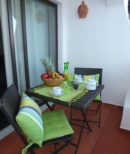 Pequeno Paraíso em cima atlantico - Albufeira - Wohnung