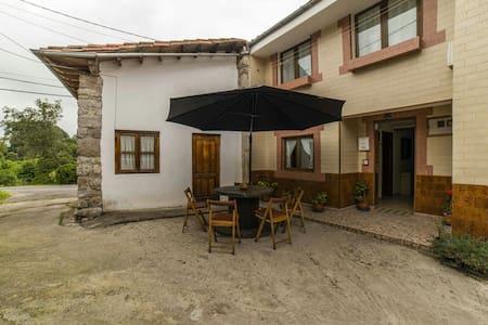 Casa de vacaciones 4 p. San Roque - San Roque del Acebal