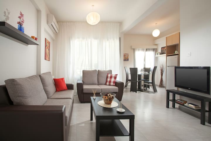 Two Bedroom Apartment in Nicosia, Strovolos