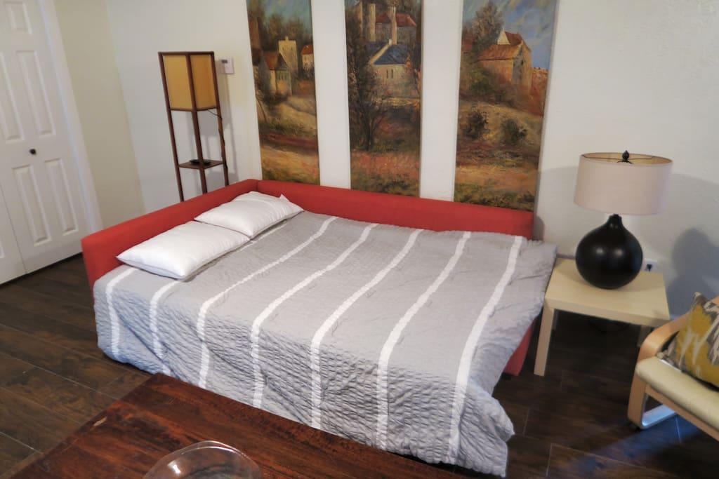 Main Living Area (Sleeper)