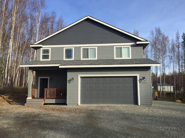 New gorgeous home in Wasilla