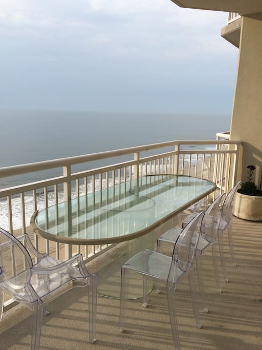 PANORAMIC 15th floor view