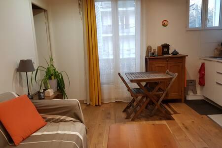 Charmant appartement tout proche de Paris