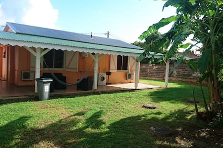 House - 800 m from the beach - Port-Louis