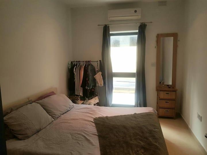 Double bedroom in San jullians