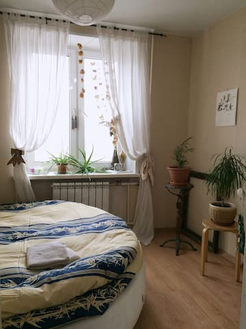 Cozy flat in the center of Moscow - Moskva - Daire