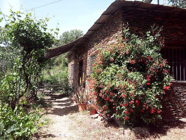 Casa del Aula de la Naturaleza Cortijo Buena Vista