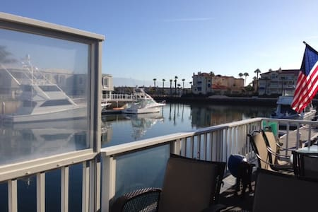 "A ""Peace"" of Paradise on the Water - Oxnard - Maison"