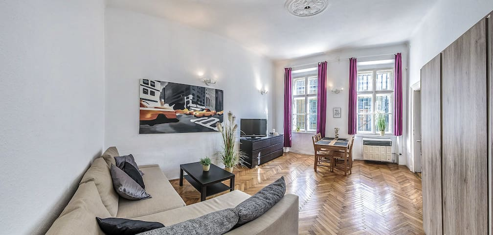 A Peaceful Home in the ♥ of the City