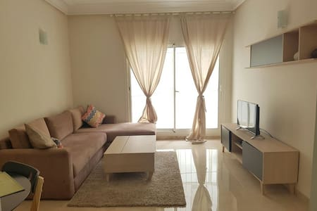 Appartement chic et cosy // Quartier Gauthier - Casablanca - Apartament
