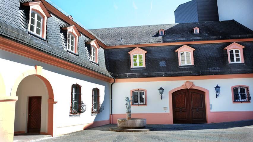 Großzügige 4-Zimmerwohnung im Zentrum von Mainz