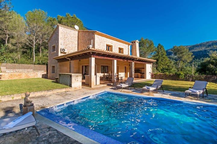 Villa Giusy - Traditional Majorcan Propertry