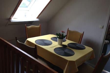 """Ferienwohnung """"Am Walde"""" - Trassenheide - Apartment"""