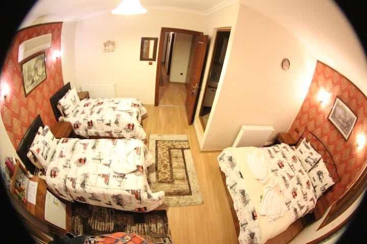Boomerang Guest House Ephesus Family Room - Selçuk - Appartement