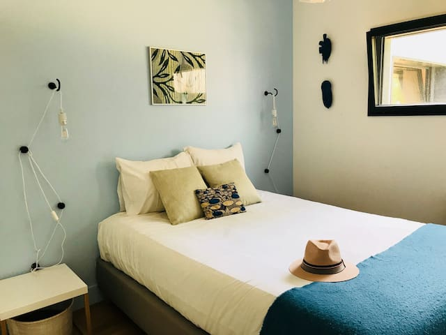 the other guest bedroom