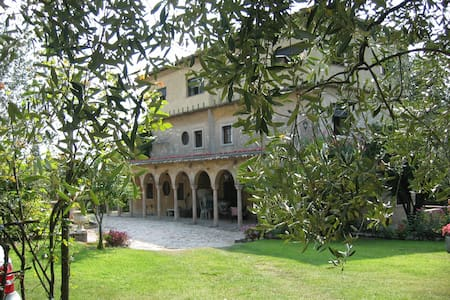B&B Villa Paradiso Suite Deluxe first floor - Sirmione