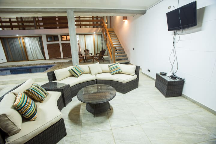 4 Bedroom Vacation rentals 2 blocks from the beach - San Juan del Sur - House