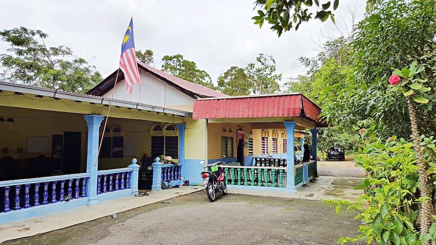 Ecogreen Homestay in Kg Tambak Paya
