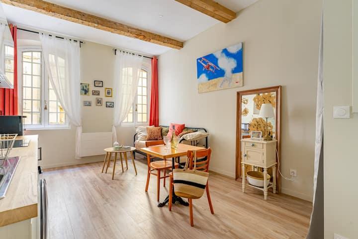 Charmant Studio hyper centre de Marseille