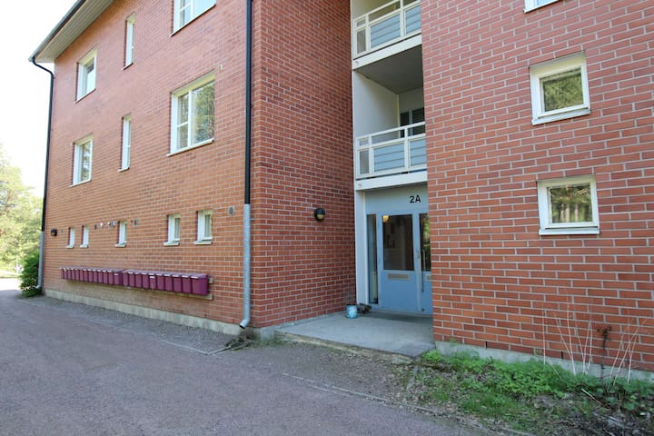 One bedroom apartment in Hamina, Ilveskalliontie 2