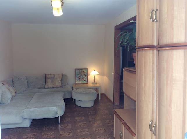2-комнатная в Академгородке - Новосибирск - Lägenhet