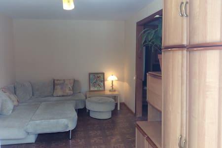 2-комнатная в Академгородке - Новосибирск
