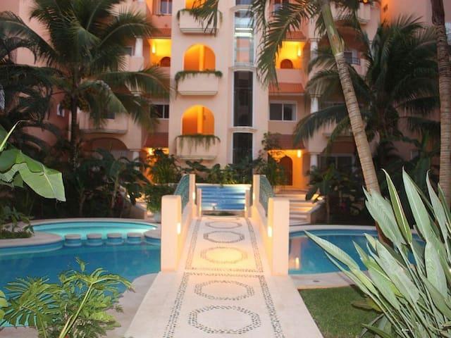 Lunita Maya - Puerto Aventuras - Condominium