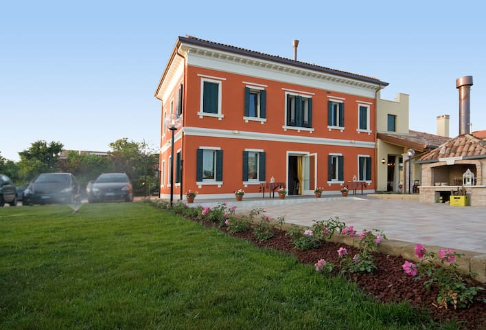 Camera Doppia B&B Al Ponte de Fero - Jesolo - Bed & Breakfast