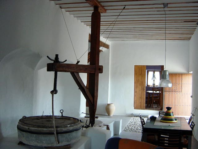 Ancient watermill transformed into a cozy villa - Cuevas del Almanzora