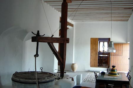 Ancient watermill transformed into a cozy villa - Cuevas del Almanzora - Villa