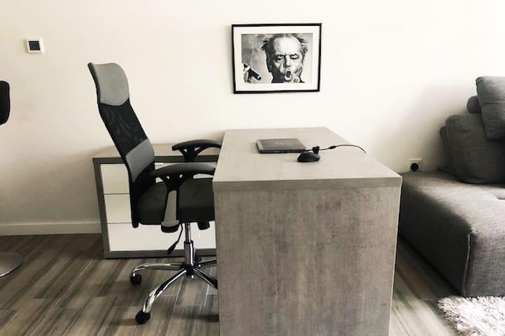 Luxurious Contemporary Suite