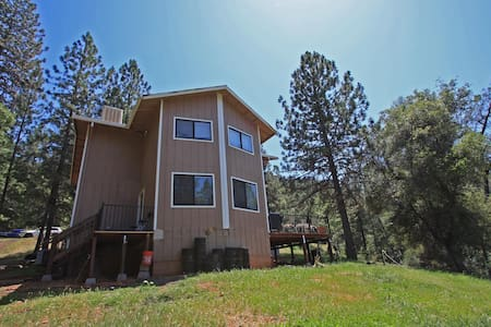 Beautiful home near Lake Oroville - Oroville