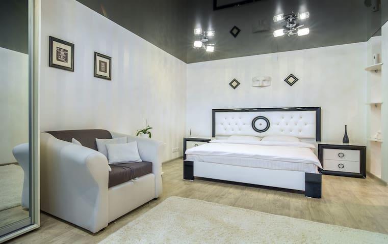 Domino apartment near the center