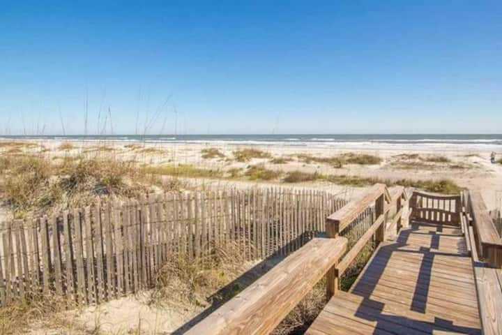 The Saint Augustine beach retreat!