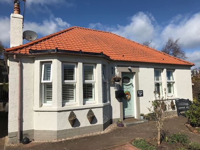 Detached 3 bed villa with hot tub - Gullane - Huis