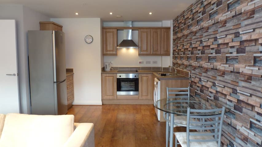 Modern Stylish Apartment Near Glasgow City Centre