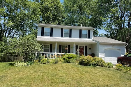 Comfortable Home near Hocking Hills and Columbus - Hus