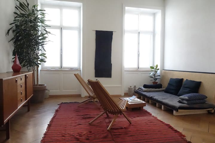 Charm in the Heart of Kleinbasel - Basel - Apartment