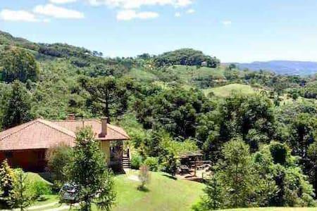 Casa de Campo Recanto Luz da Dai - Rancho Queimado