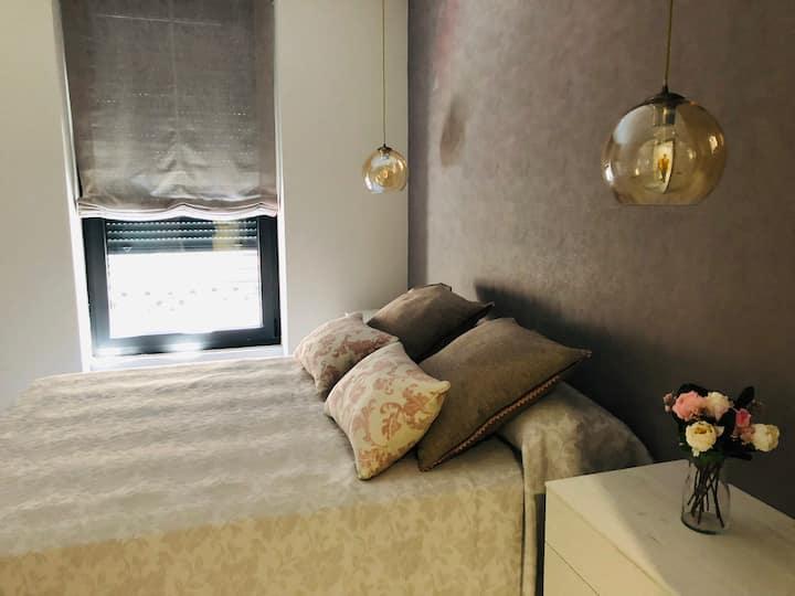 Encantador apartamento de diseño en el centro