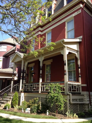 Quaint Mother-in-Law Suite in Walnut Hills, UC, XU