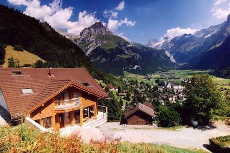 ALPHAVEN Apt. B Breathtaking Views - Engelberg