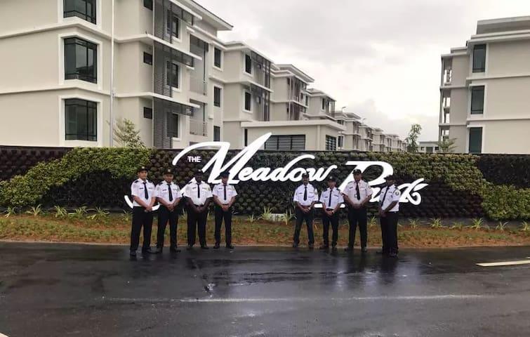 Homestay @ The Meadow Park, Kampar