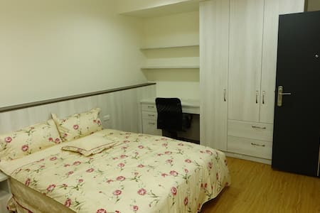 City Center room, 5mn to Taichun Train Station - Central District