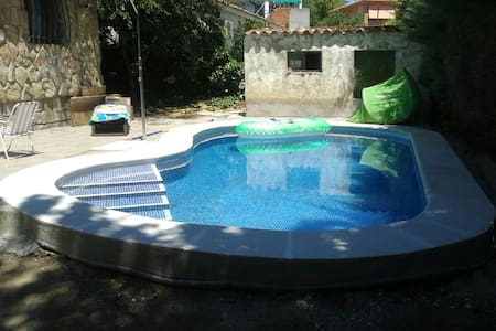 Charming house with private swimming pool - Pelayos de la Presa - House