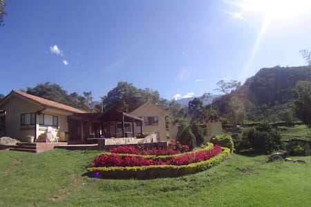 Awesome countryside house - La Vega